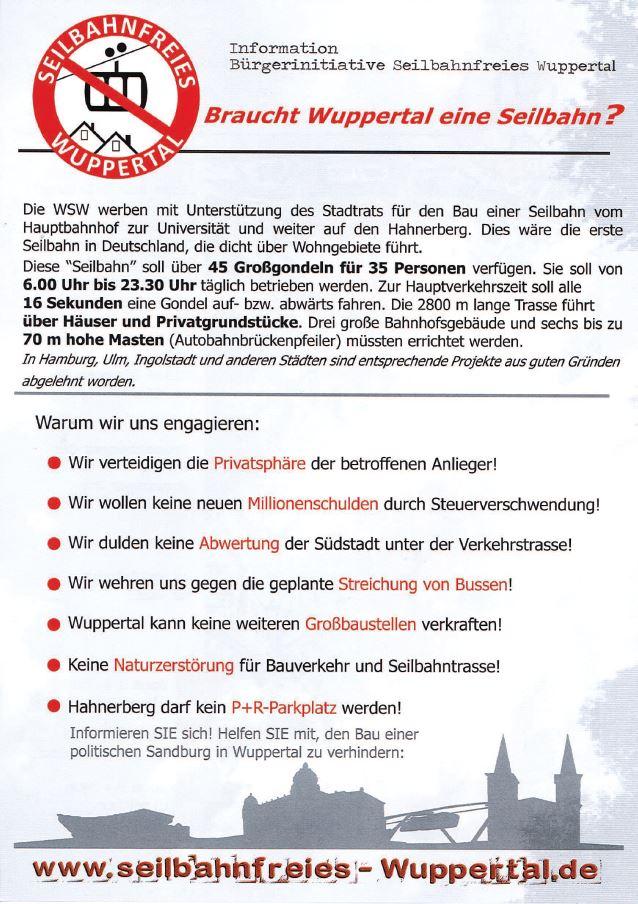 Flyer1_Seilbahnfreies-Wuppertal_150616_Vorderseite