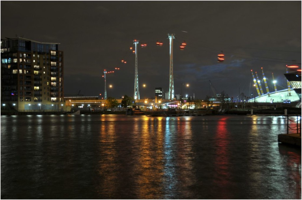 Emirates Air Line in London. Sinnvolles Verkehrsmittel oder Millionengrab?